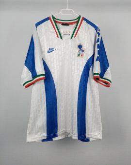 Maillot Italy Nike Training Shirt Third 1996