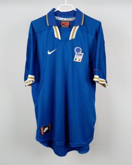 Maillot Italy Nike Premier Home 1996