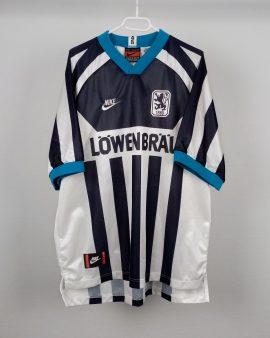 Maillot Munich 1860 Nike Premier Third 1996