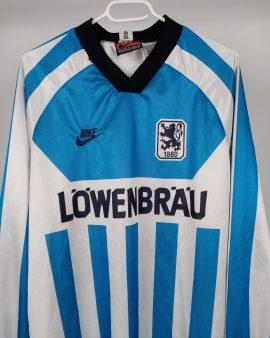 Maillot Munich 1860 Nike Premier Home 1996