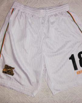 Venezia short Kelme match worn 18