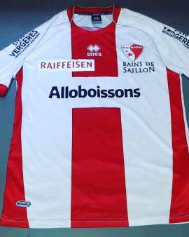 FC Sion match worn ziggler