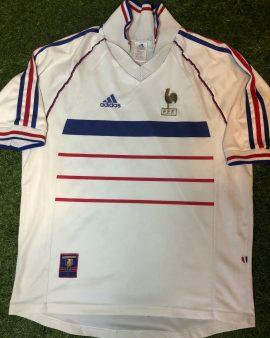 Maillot Equipe de France 1998 – AWAY – XL