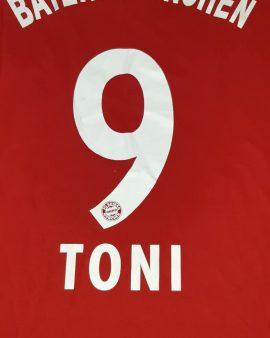 bayern munich Luca Toni