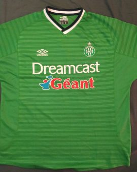 Maillot AS Saint-Etienne, Home, 2000/2001