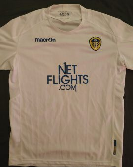 Maillot Leeds United Home 2010/2011