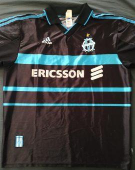Maillot Olympique de Marseille, Third (Champion's league), 1999/2000