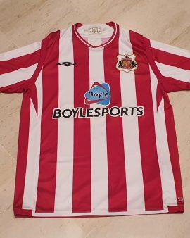 2009-10 Sunderland AFC Shirt size L