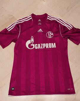 2011-12 Schalke 04 Third Shirt size M perfect condition