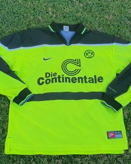 1997 – 1998 Borussia Dortmund BVB Champions League Shirt