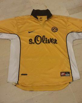 1998-2000 Borussia Dortmund Shirt Size L Excellent condition