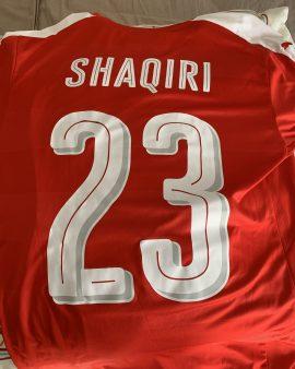 Maillot Suisse Euro 2016 Xherdan Shaqiri