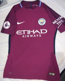 Maillot Porté Manchester City U23