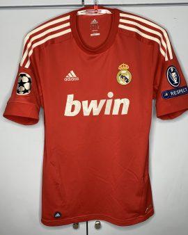 MAILLOT DE FOOTBALL | REAL MADRID | RONALDO | 11-12 | MEDIUM | THIRD
