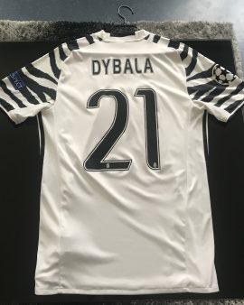 Juventus – Dybala – saison 2016/2017 UEFA CL