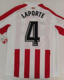 Maillot foot Athletic Bilbao 2017-2018 Laporte