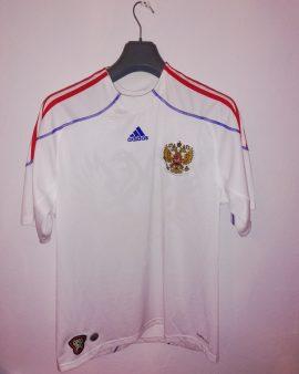 Russia away shirt 2009-2010