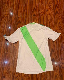 AS Saint-Etienne away football shirt 2009-2010 jersey soccer