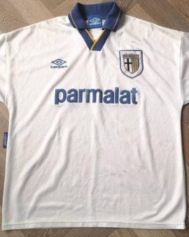 Jersey Parma 1993-95 home Umbro Vintage