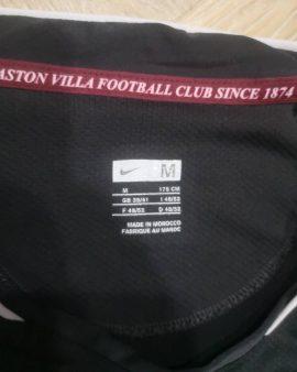 Jersey Aston Villa 2007-2008 third Player Issue Nike