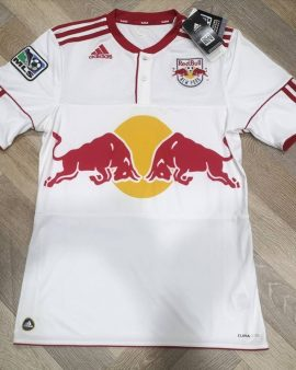 Authentic jersey New York Red Bulls 2010 home Adidas
