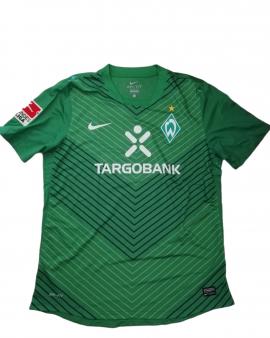 match worn werder bremen 2011-2012