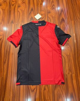 Cagliari home football shirt 2017-2018 jersey soccer maglia player issue