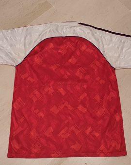 1990-92 Arsenal Home Shirt league champions 1990/91 size M