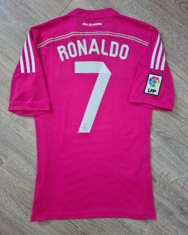 Maillot Cristiano Ronaldo Real Madrid 2014-2015- Size S