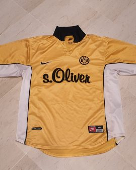 1998-2000 Borussia Dortmund Shirt Size M Excellent condition