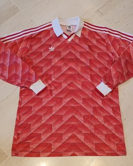 1988 rare adidas soviet union template jersey Excellent condition