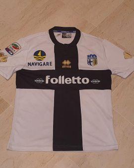 2013-14 Parma FC centenary shirt perfect condition