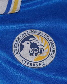 2000-2001 Cyprus Shirt size XL Excellent condition