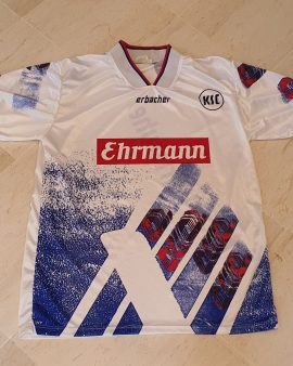 1994-95 rare karlsruher shirt size xl perfect condition