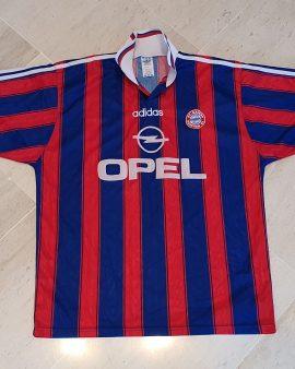 1995-97 bayern munchen Bayern munich shirt size L
