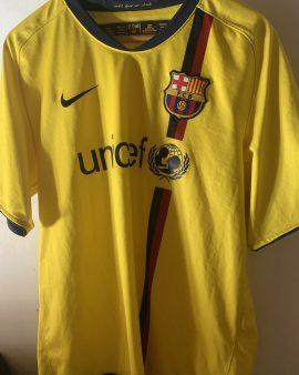 Barcelone Away 2008-2009