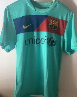 Barcelone Away 2010-2011