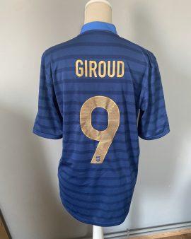 Maillot France 2012 Giroud