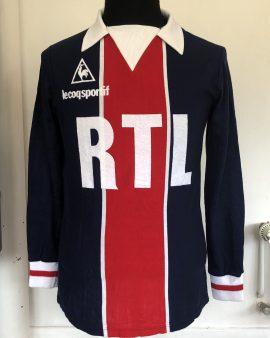 PSG 1983-1984 – RTL