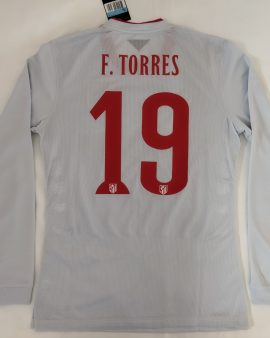 Maillot foot Atletico Madrid 2014-2015 Torres