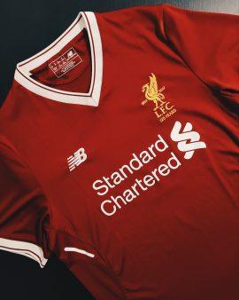 Liverpool 17/18 Home Shirt