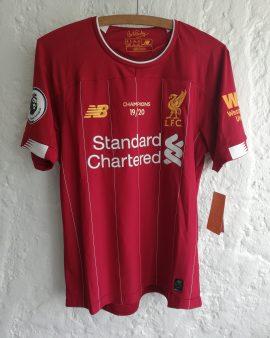 Maillot Liverpool Champions 2019 2020 – Mané