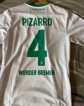 Maillot extérieur Werder Brem 2019 Pizarro