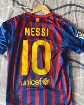 FC Barcelone 2011-2012 Messi