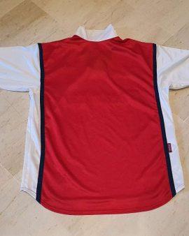 1999-2000 arsenal Dreamcast Shirt size L perfect condition
