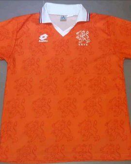 1992 – 1994 Netherlands home football shirt.