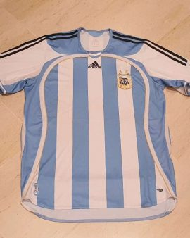 2006-08 Argentina Shirt size L Excellent condition