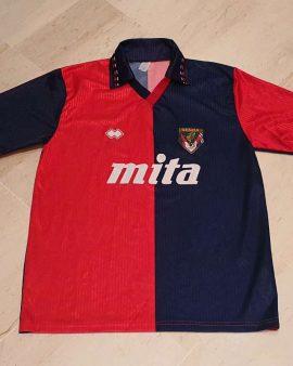 Rare 1991-92 Genoa Maglia Excellent condition fits M/L