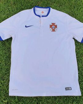 2014-15 Portugal Away Shirt Size L Perfect condition