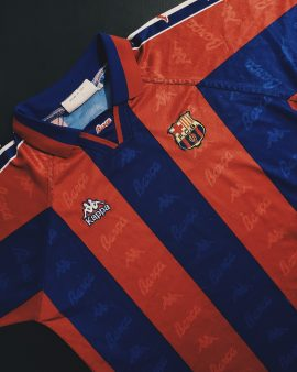 Barcelona 95/97 Home